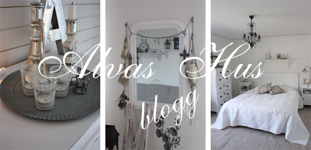 Alvas Hus blogg