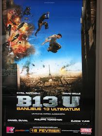 download B13-U 13º Distrito Ultimato Filme