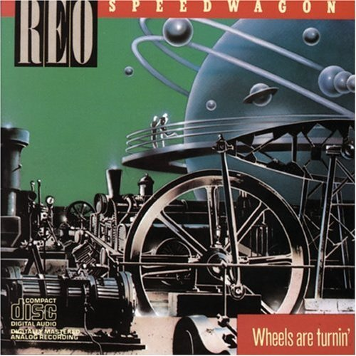 REO Speedwagon - Can't Fight