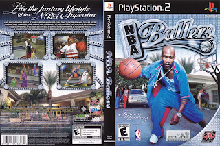 Download - NBA Ballers: Phenom | PS2