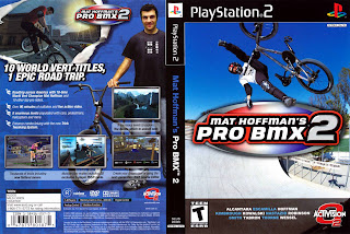 Download - Mat Hoffman's Pro BMX 2 | PS2