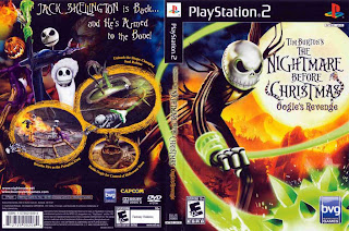 Download - The Nightmare Before Christmas: Oogie's Revenge | PS2