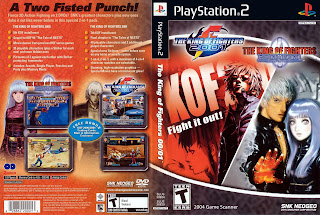 Download - The King Of Fighters 2000/2001   PS2