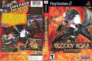 Download - Bloody Roar Extreme | PS2