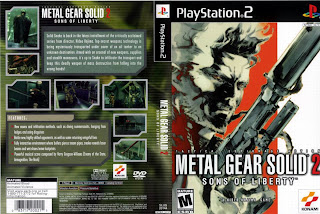Download - Metal Gear Solid 2: Sons of Liberty | PS2