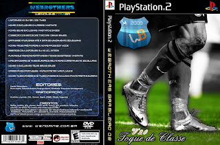 Download - PES 2009 WE Brothers 2.0 | PS2