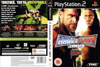Download - WWE SmackDown vs. Raw 2009 | PS2