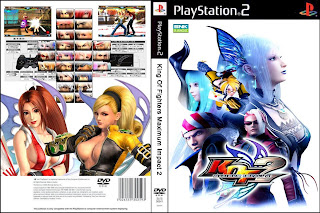 Download - The King of Fighters: Maximum Impact 2 | PS2