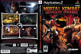 Download - Mortal Kombat: Shaolin Monks | PS2