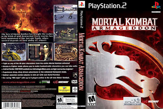 Download - Mortal Kombat: Armageddon | PS2