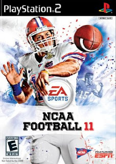 Download - NCAA Football 11 | PS2