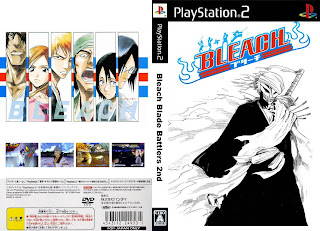 Download - Bleach: Blade Battlers 2nd | PS2
