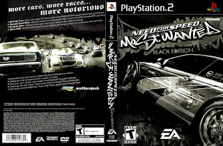 Download - Need For Speed: Most Wanted - Black Edition | PS2
