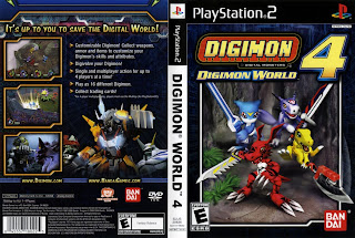 Download - Digimon World 4 | PS2