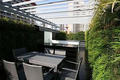 Interieur huis stoel natuur in architectuur - Huis interieur architectuur ...