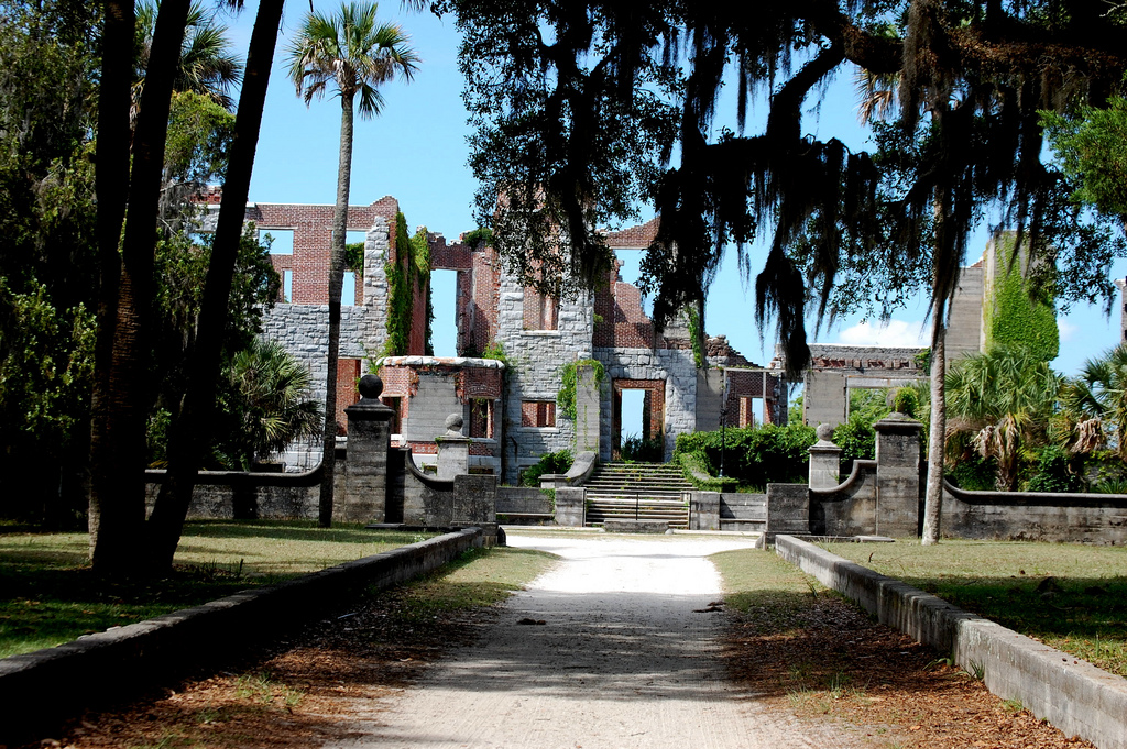 Where Is Cumberland Island Located