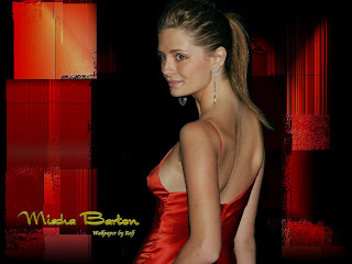 Mischa Barton Beautifull long hair blonde 2010