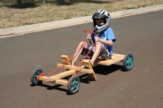Homemade Go Karts...