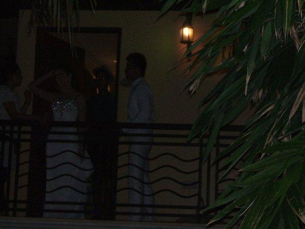 kristine and oyo wedding. Oyo Boy Sotto and Kristine