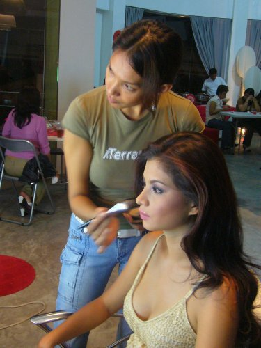 Another Angel Locsin Cleavage Moments