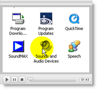 how to find the windows 7 startup sound file