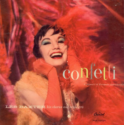 Les Baxter - Confetti, Jungle Jazz and Teen Drums