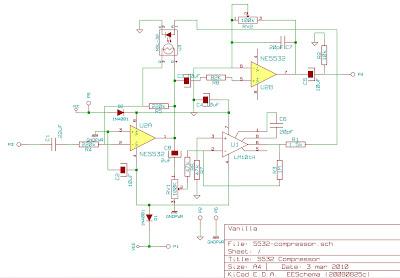 Simon Says: DIY Audio Compressor: Part 1, the plan