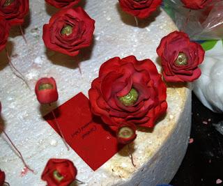 how to make ranunculus sugar flower tutorial