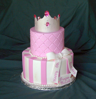 Princess Crown Cake Images : Making a Gumpaste Crown - Sugared Productions Blog