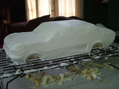 How to make a 3D car cake - Sugared Productions Blog