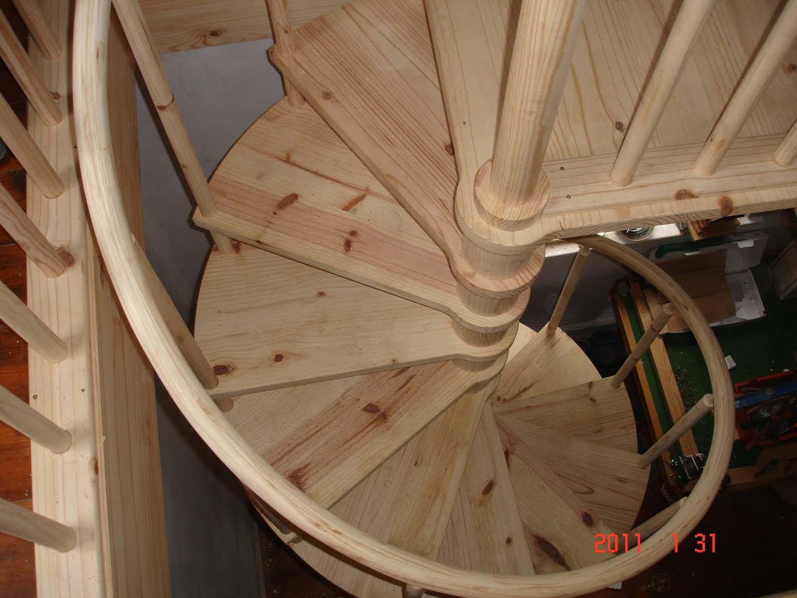 Price Per Tread Is R 1200,00 Excl. The Balustrade On The First Floor