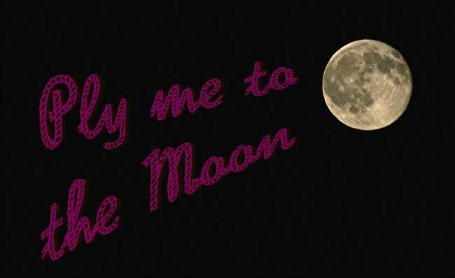 Ply Me To The Moon