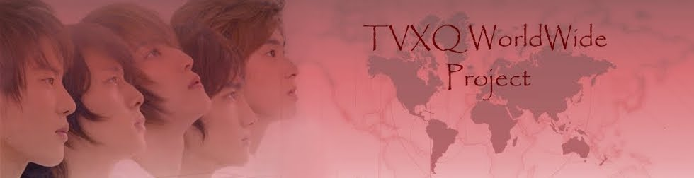 TVXQ World Wide