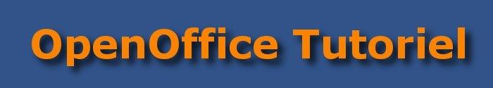 Tutoriels OpenOffice
