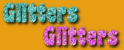 glitters paillettes tincelantes scrapbooking tutoriel