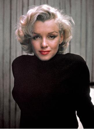 Monroe curls