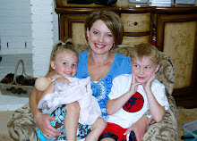 Shelley, Brayden & Sienna - August 2010