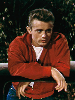 Played by James Dean ...