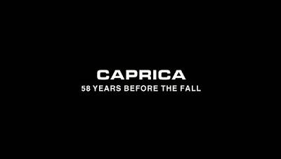 Caprica TV Series