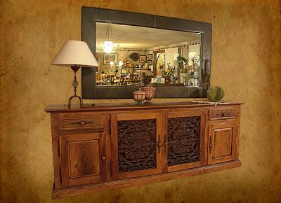 Pon linda tu casa muebles rusticos - Fotos muebles rusticos ...