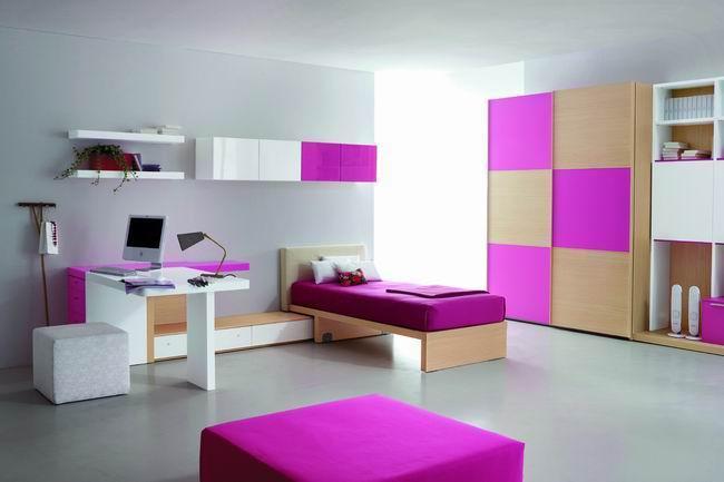 Habitaciones para j venes modernas y elegantes fotos - Decoracion de habitaciones para ninos ...