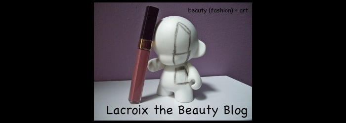 Lacroix the Beauty Blog