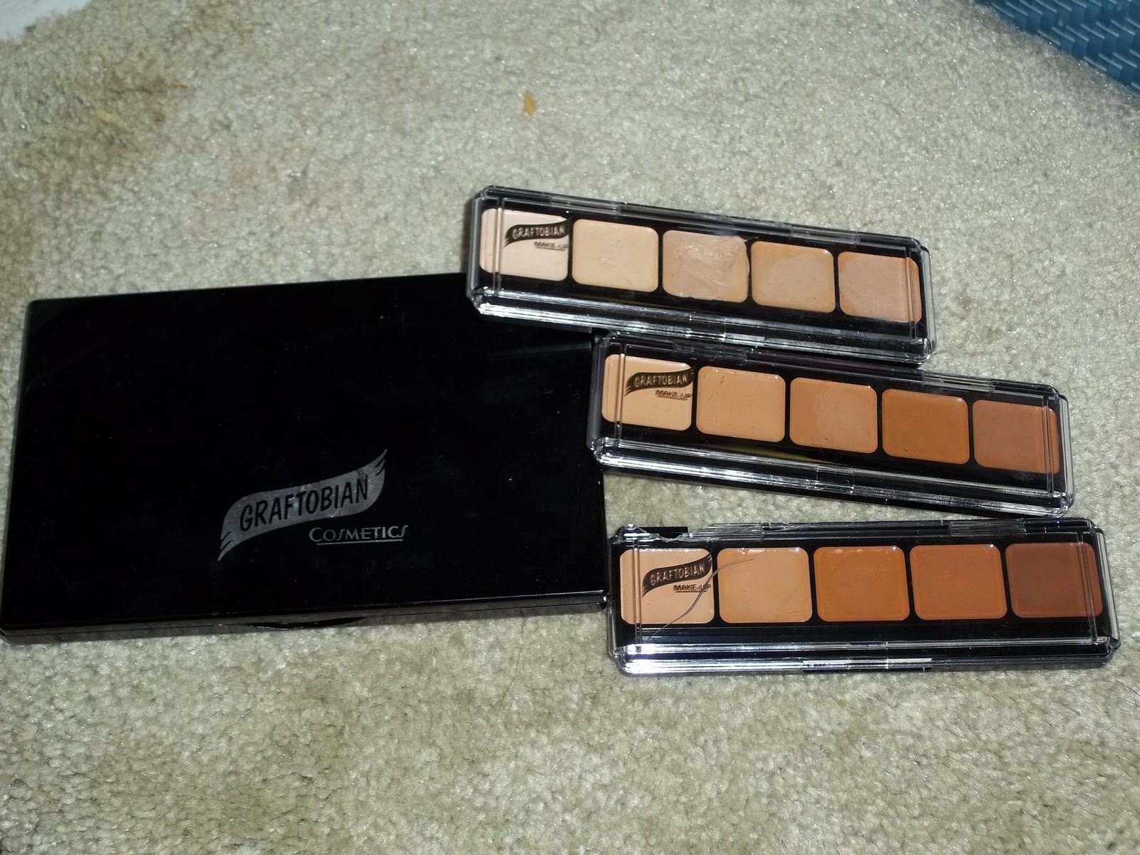 Coastal Scents: 6 Contour Blush Palette