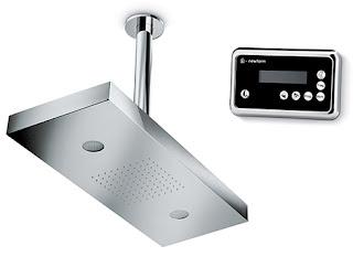 shower digital bathroom