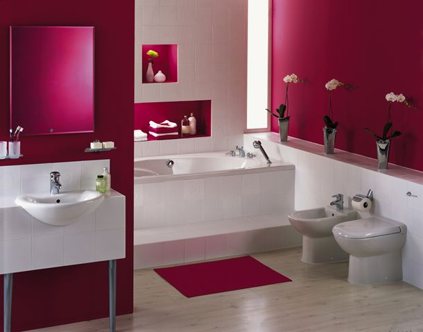 Pictures Of Bathrooms. Bathroom Interior Design