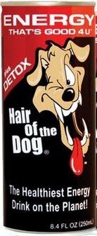Hair of the Dog Energy Drink