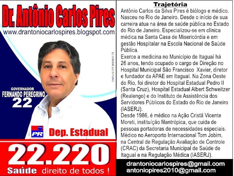 Trajetória de Vida - Dr. Antônio Carlos Pires 22220