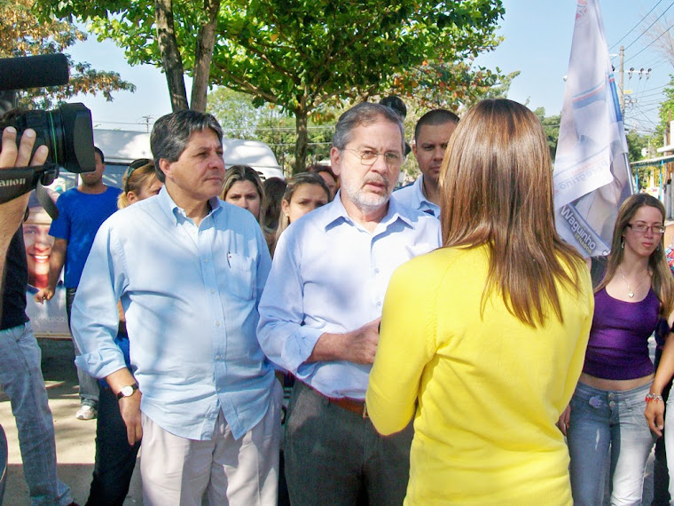 Campanha ao Governo do Rio - Peregrino 22