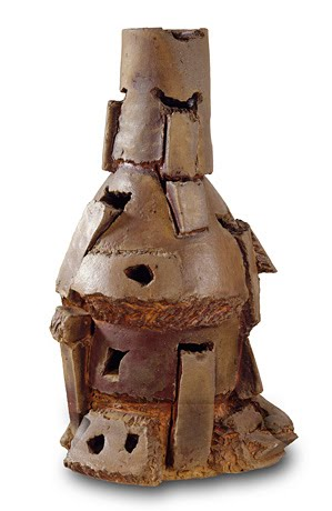 Stately Mansions Did Decree Peter Voulkos