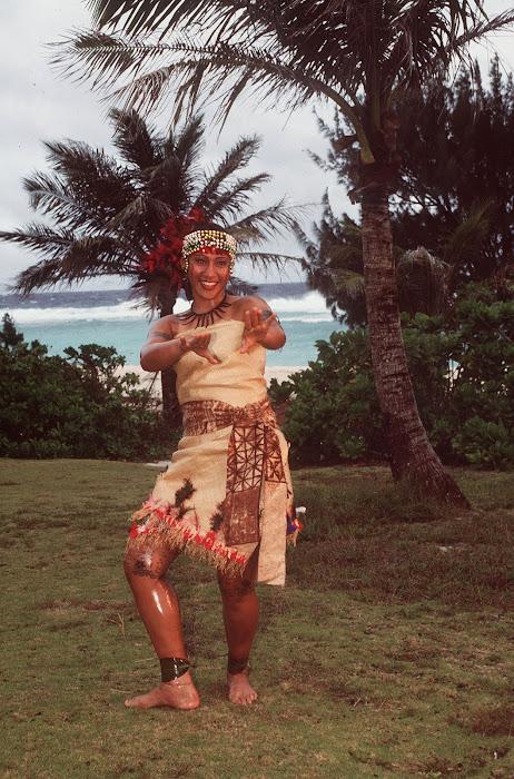 A1C Tulimalefoi Mauga, Somoan Princess
